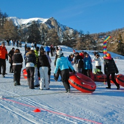 Olympiades des neiges