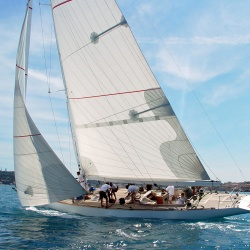 Voile à Antibes